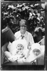<h5>Pauline, Mary G. and Mary L. Leffelman</h5>