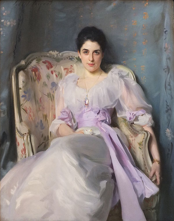 Lady Agnew (by Sargent)