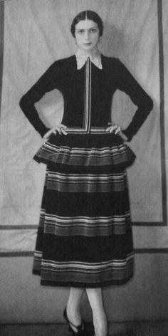 Dress from 1924